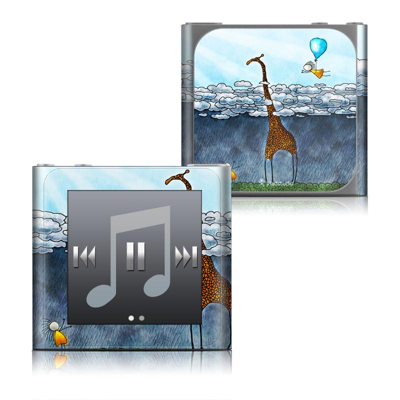 Above The Clouds iPod nano 6th Gen Skin