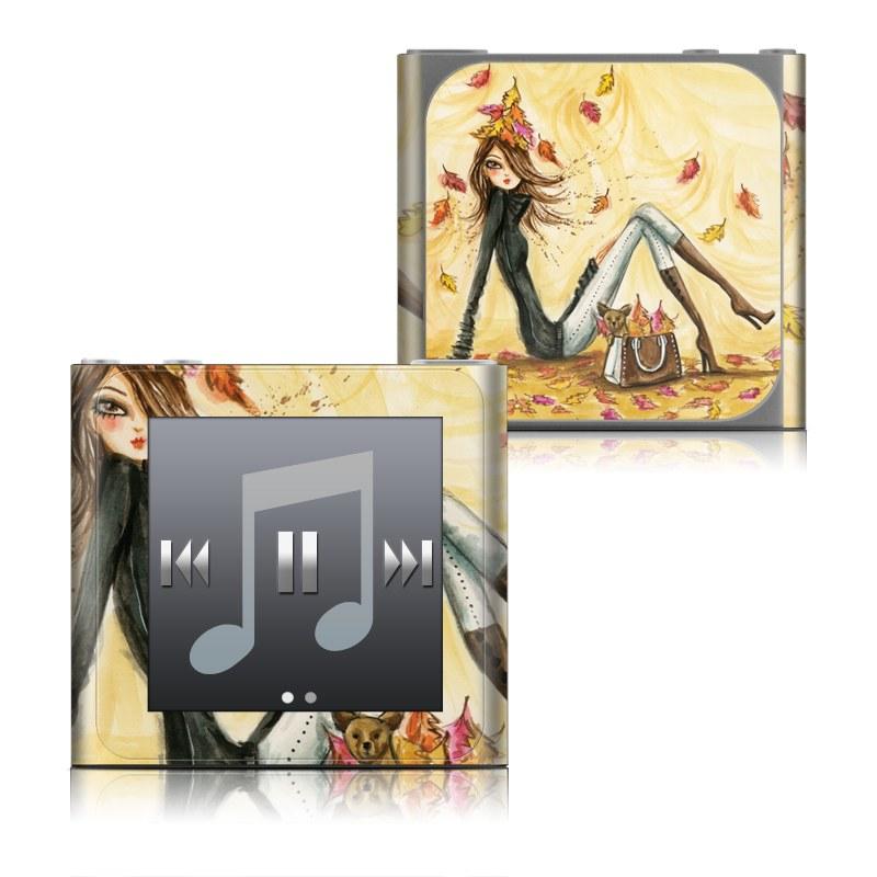 Autumn Leaves iPod nano 6th Gen Skin