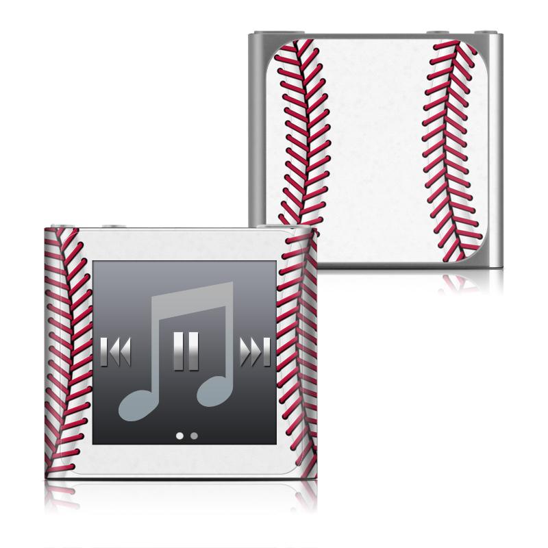 Baseball iPod nano 6th Gen Skin