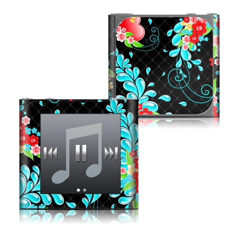 Betty iPod nano 6th Gen Skin