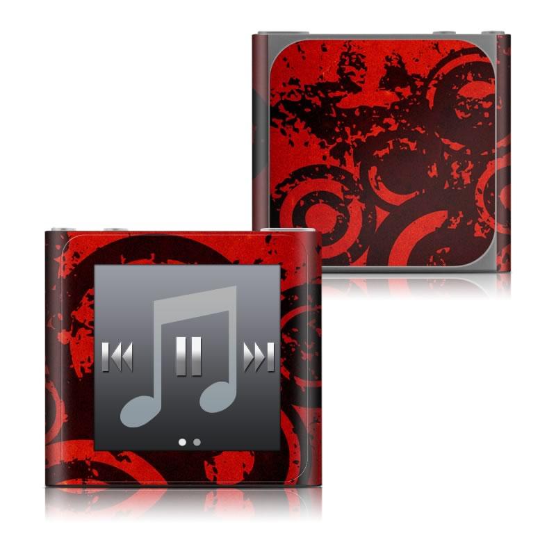 Bullseye iPod nano 6th Gen Skin