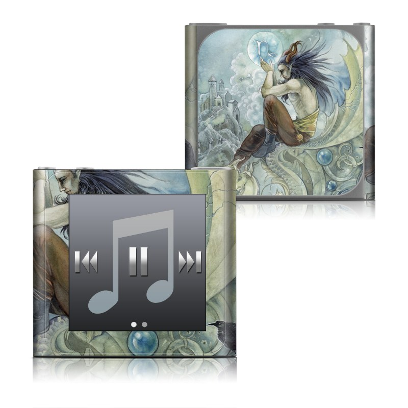 Capricorn iPod nano 6th Gen Skin