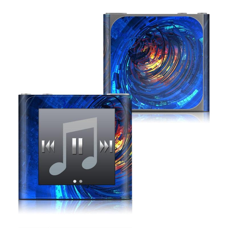 Clockwork iPod nano 6th Gen Skin