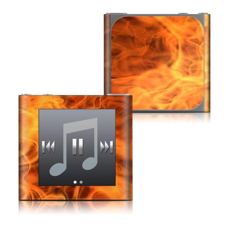 Combustion iPod nano 6th Gen Skin