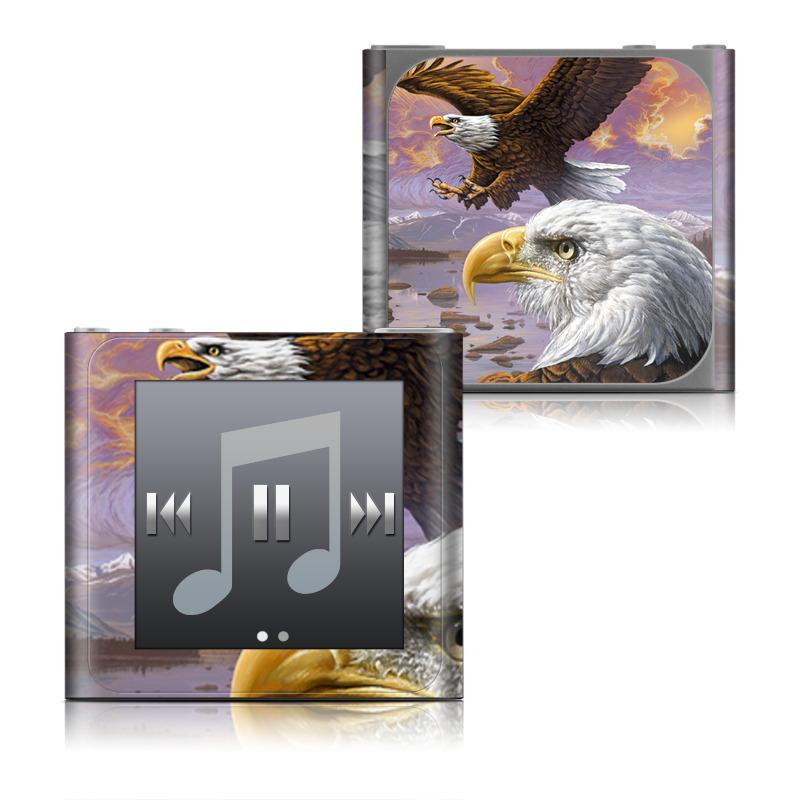 Eagle iPod nano 6th Gen Skin
