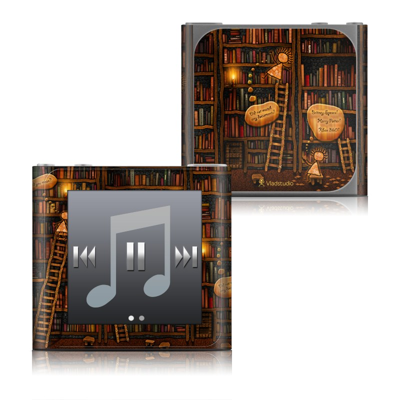 Google Data Center iPod nano 6th Gen Skin