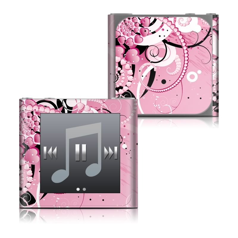 Her Abstraction iPod nano 6th Gen Skin