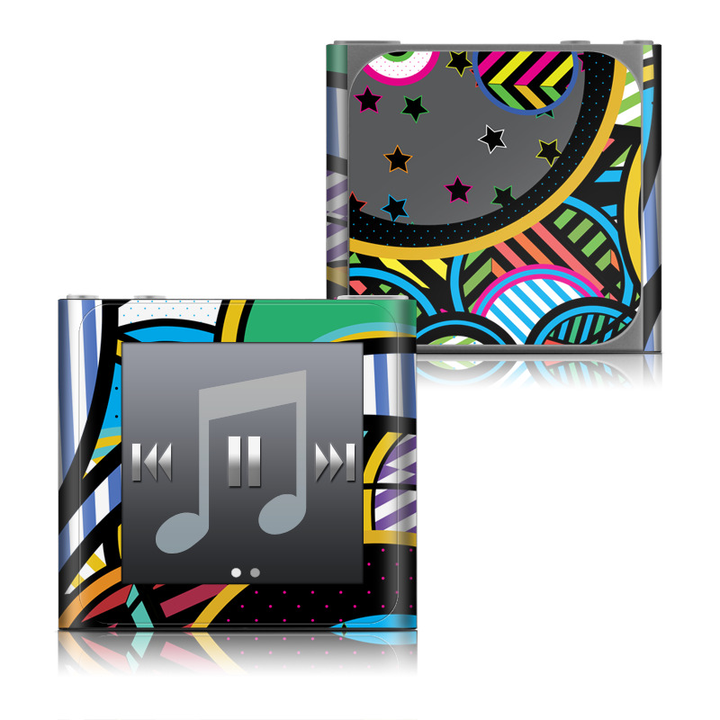 Hula Hoops iPod nano 6th Gen Skin