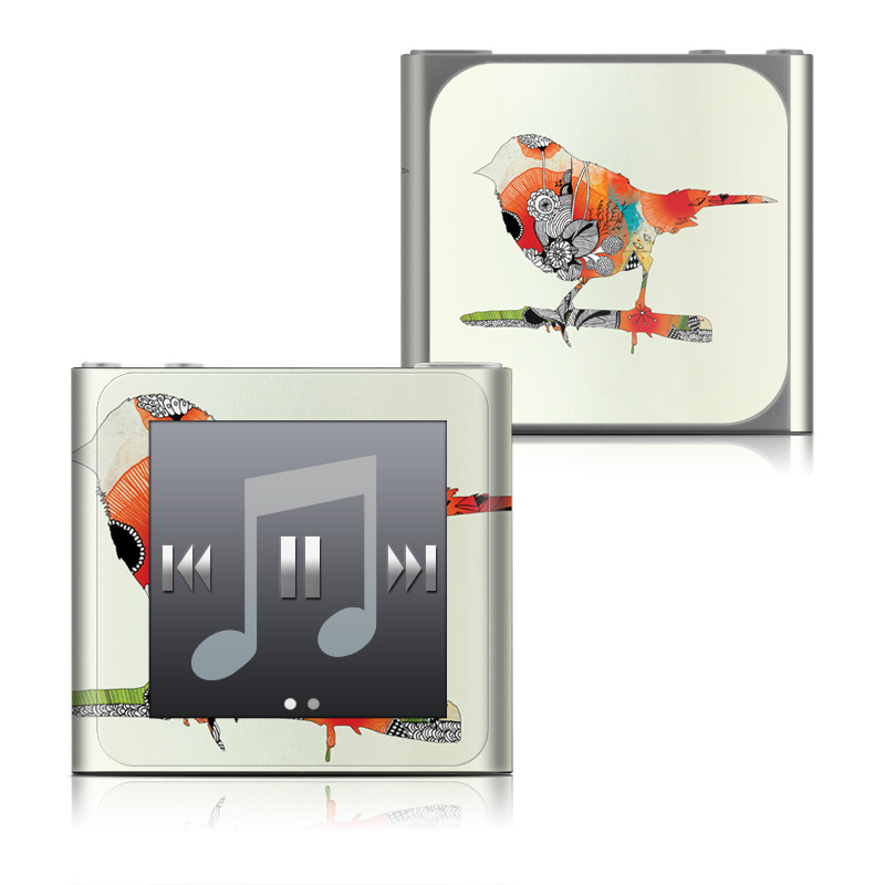 Little Bird iPod nano 6th Gen Skin