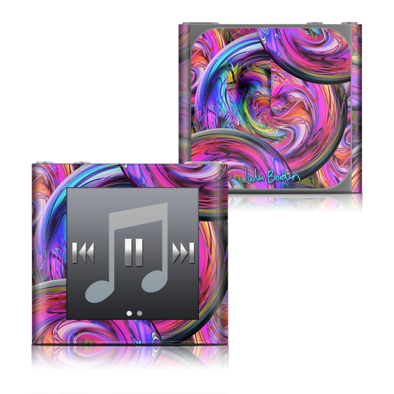 Marbles iPod nano 6th Gen Skin