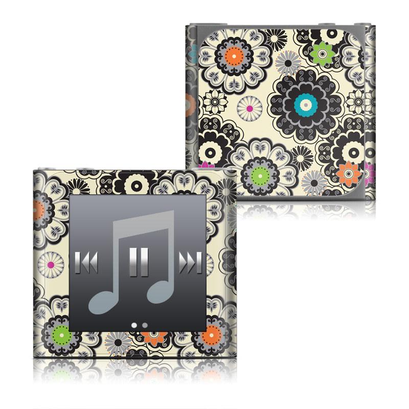 Nadira iPod nano 6th Gen Skin
