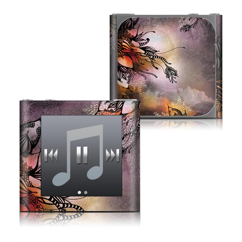 Purple Rain iPod nano 6th Gen Skin