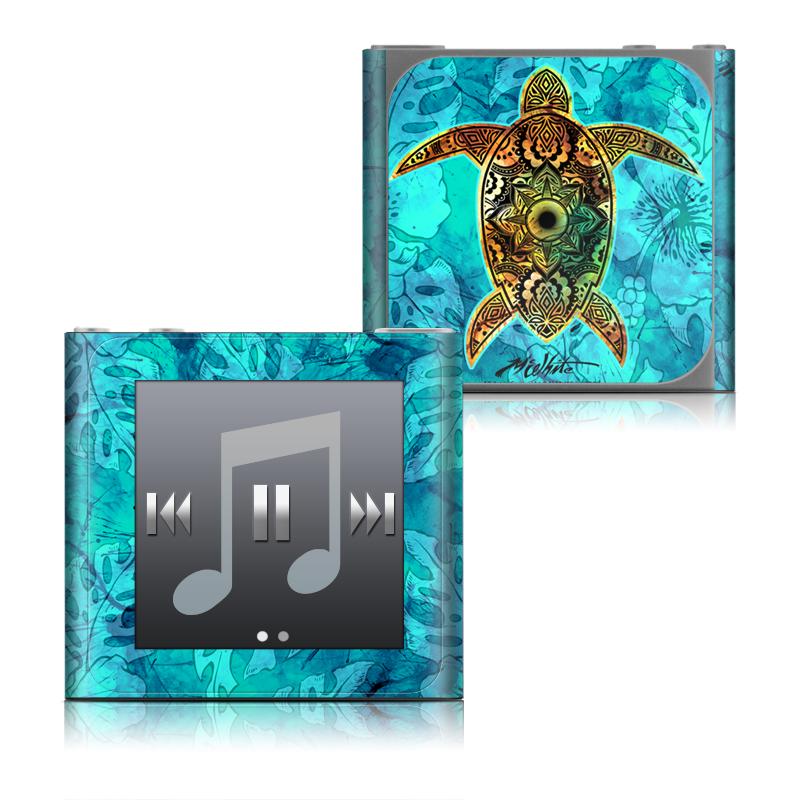 Sacred Honu iPod nano 6th Gen Skin