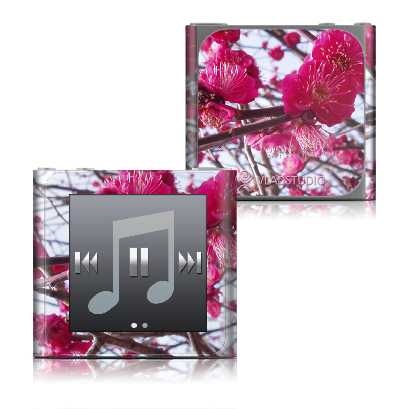 Spring In Japan iPod nano 6th Gen Skin