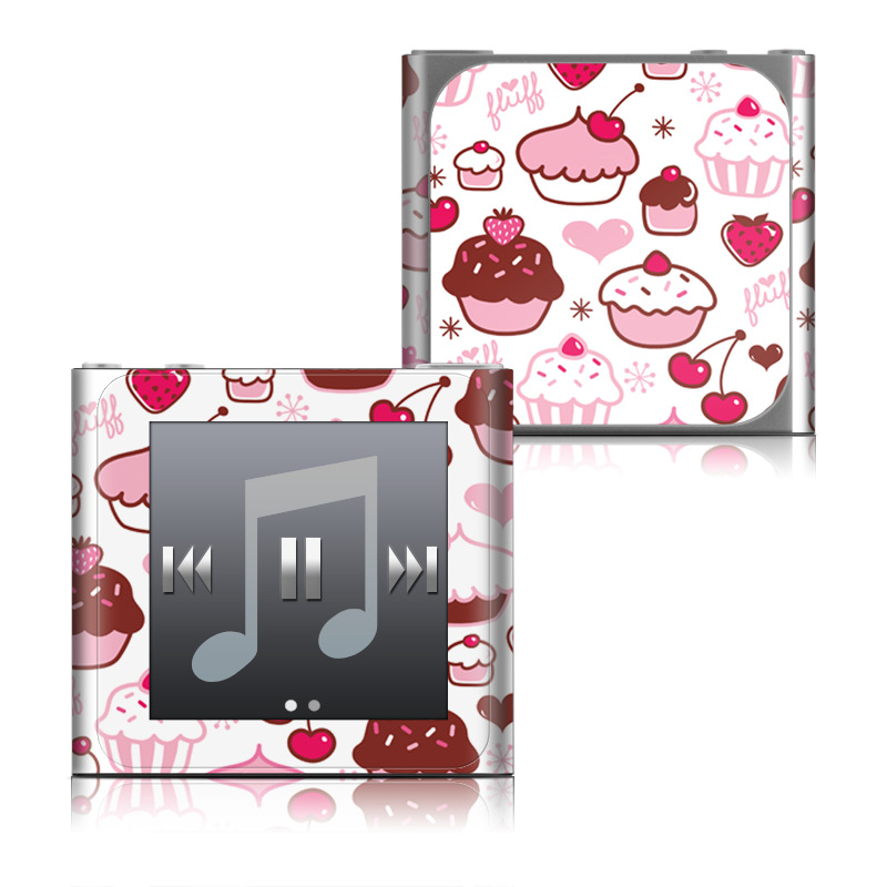 Sweet Shoppe iPod nano 6th Gen Skin