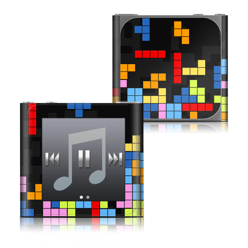 Tetrads iPod nano 6th Gen Skin