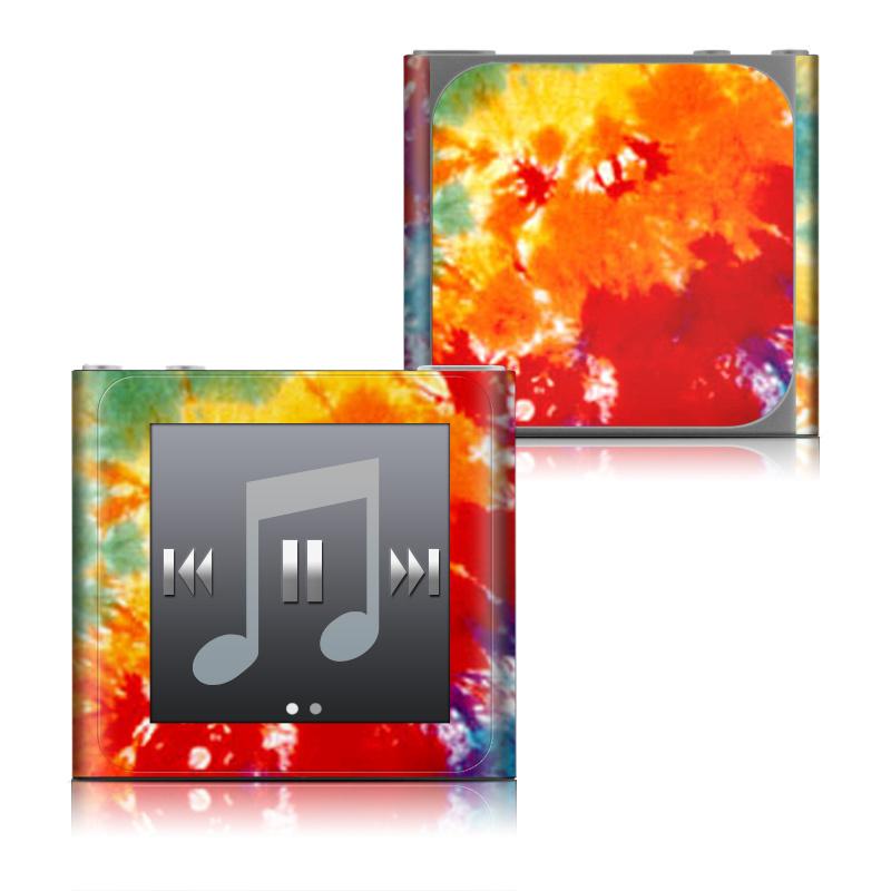 Tie Dyed iPod nano 6th Gen Skin