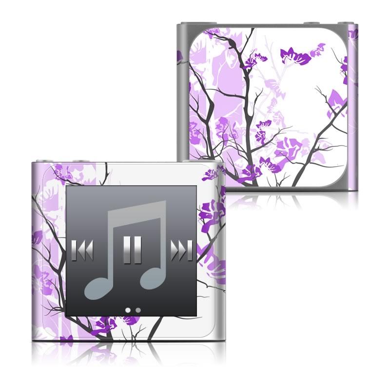 Violet Tranquility iPod nano 6th Gen Skin