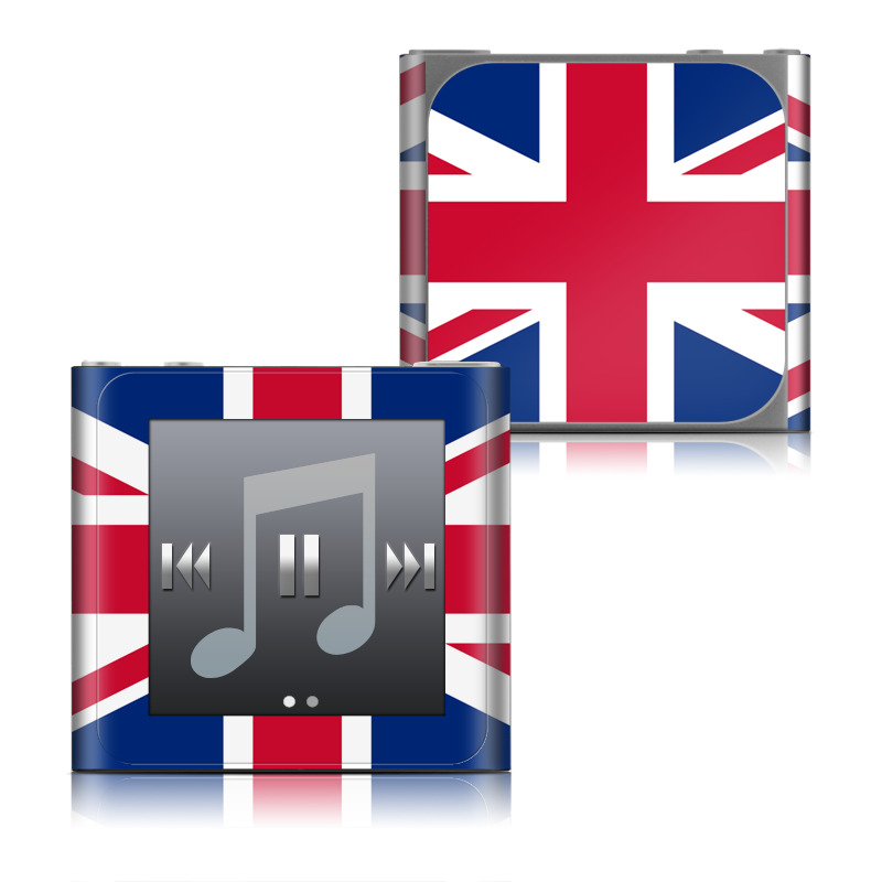 Union Jack iPod nano 6th Gen Skin