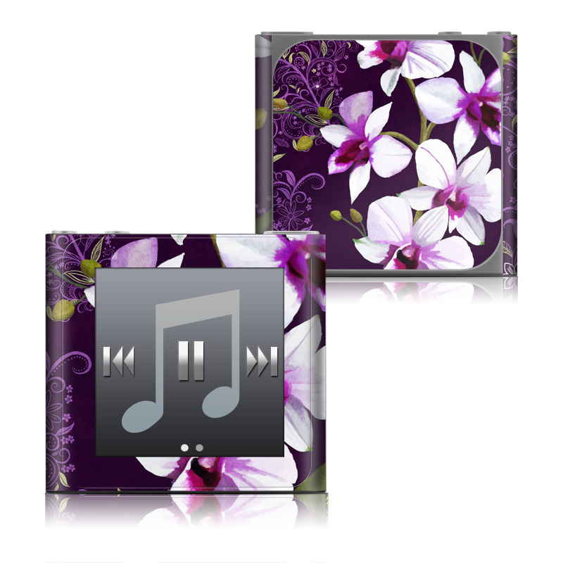 Violet Worlds iPod nano 6th Gen Skin