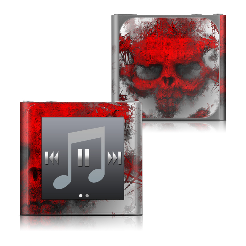 War Light iPod nano 6th Gen Skin