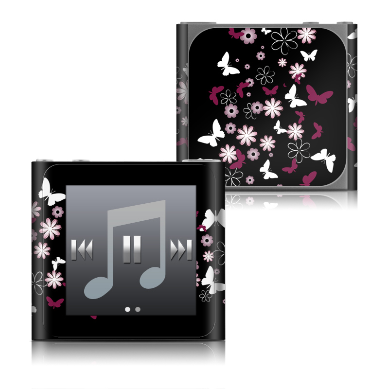 Whimsical iPod nano 6th Gen Skin