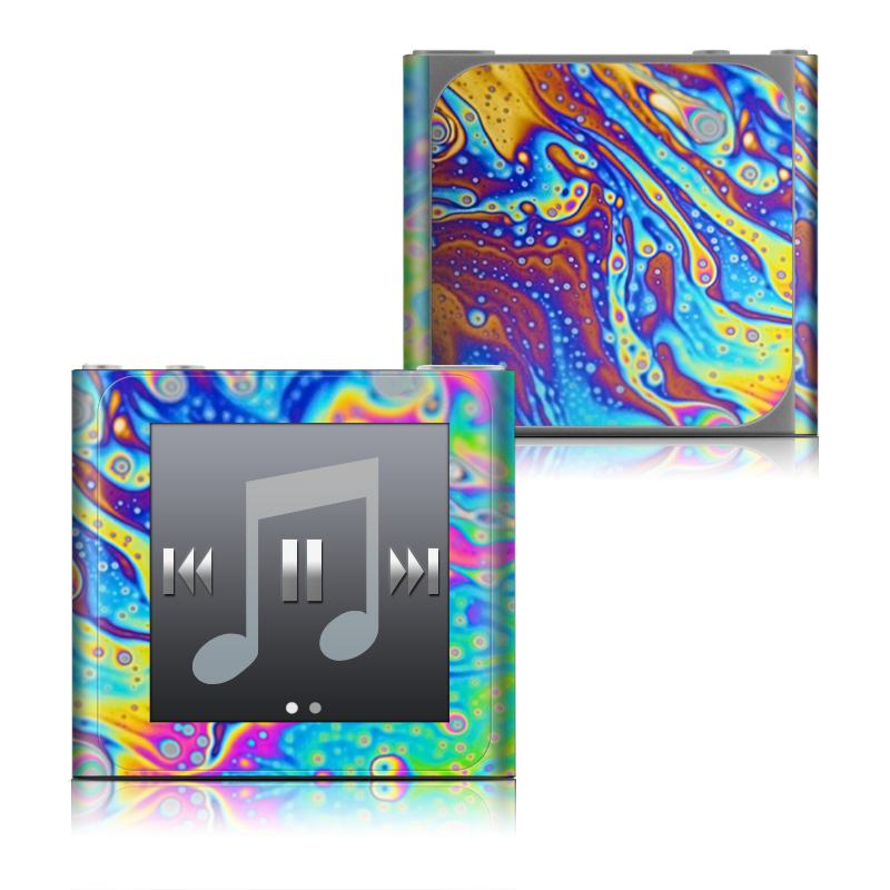 World of Soap iPod nano 6th Gen Skin