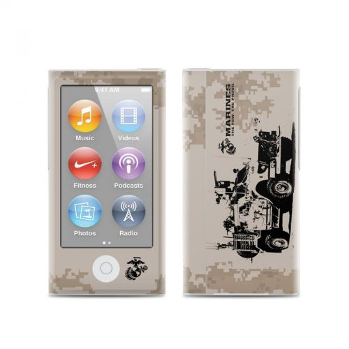 Artillery iPod nano 7th Gen Skin