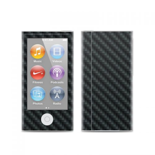Carbon Fiber iPod nano 7th Gen Skin