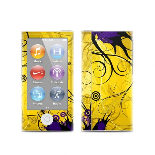 Chaotic Land iPod nano 7th Gen Skin