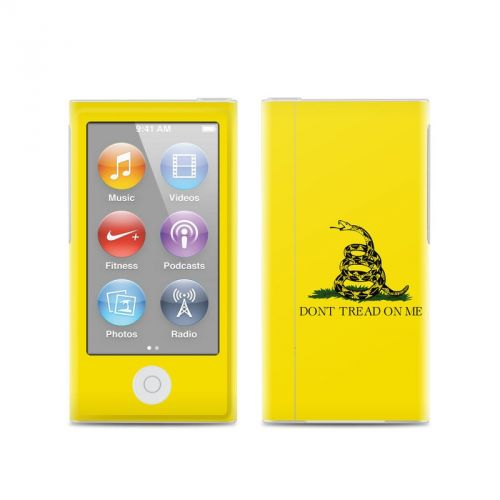 Gadsden Flag iPod nano 7th Gen Skin