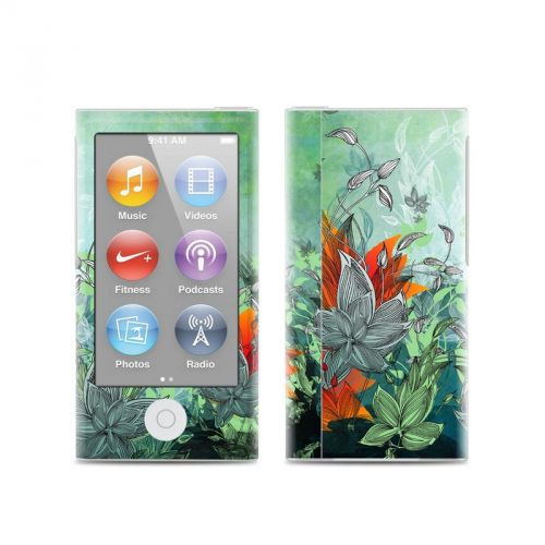 Sea Flora iPod nano 7th Gen Skin