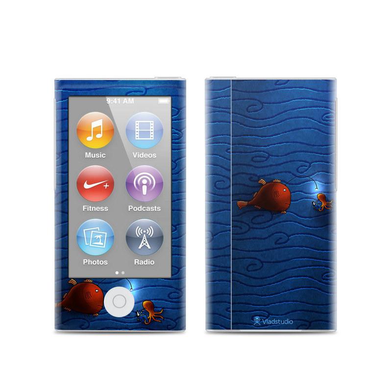 Angler Fish iPod nano 7th Gen Skin