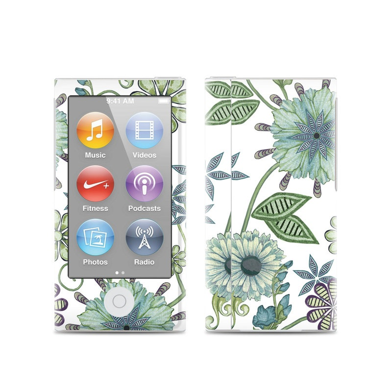 Antique Nouveau iPod nano 7th Gen Skin