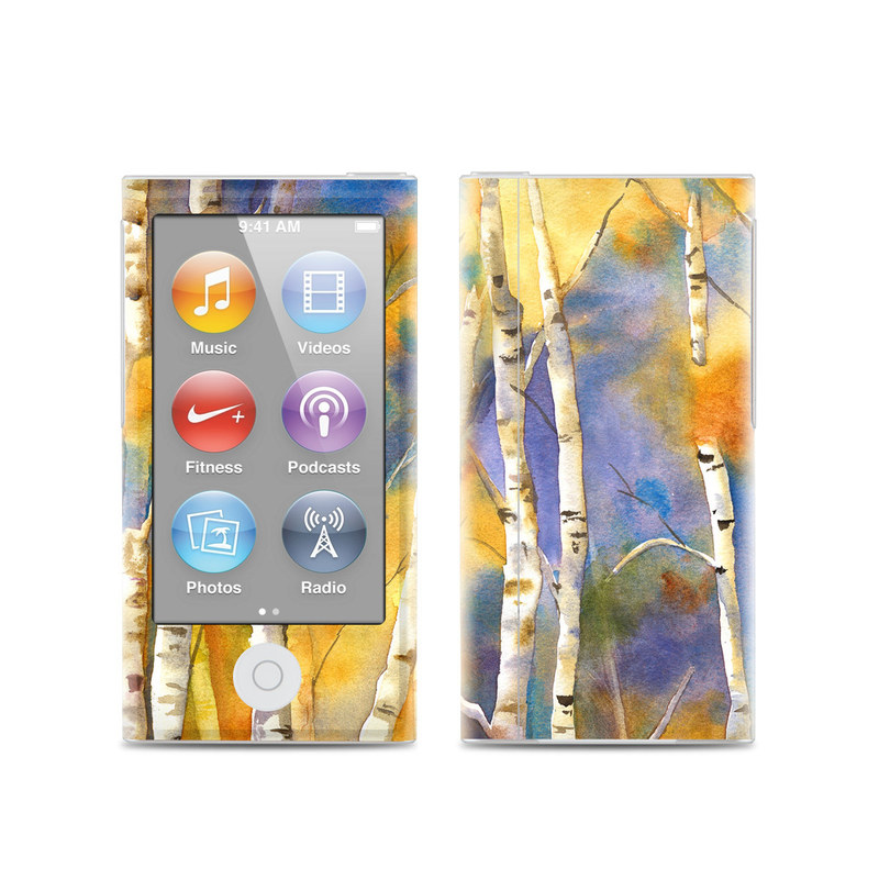 Aspens iPod nano 7th Gen Skin