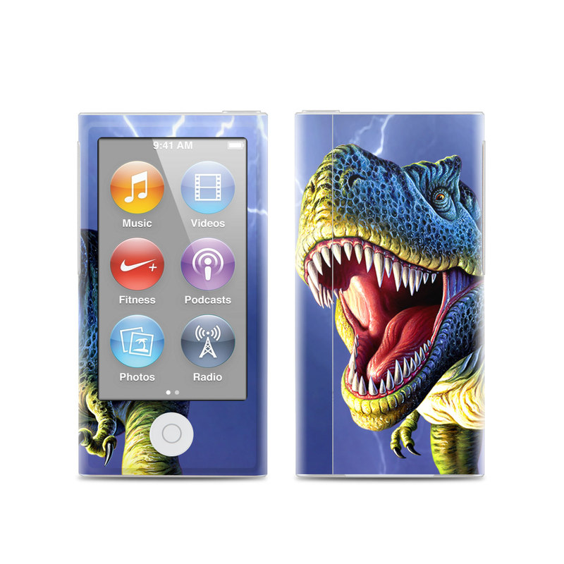 Big Rex iPod nano 7th Gen Skin