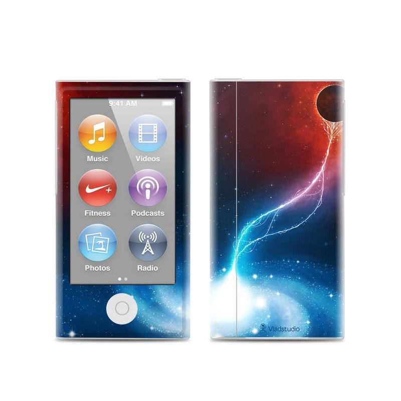Black Hole iPod nano 7th Gen Skin