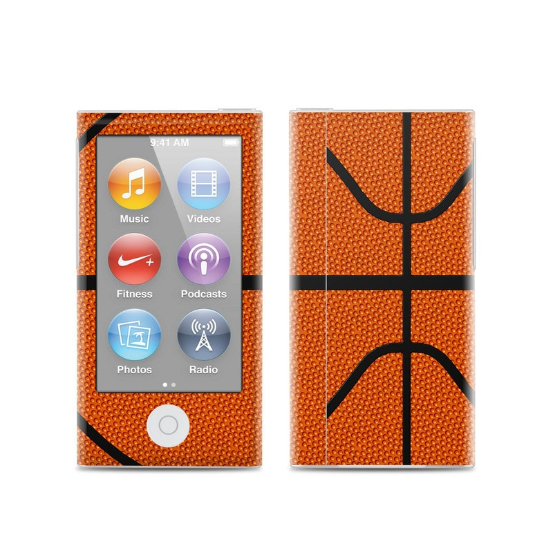 Basketball iPod nano 7th Gen Skin