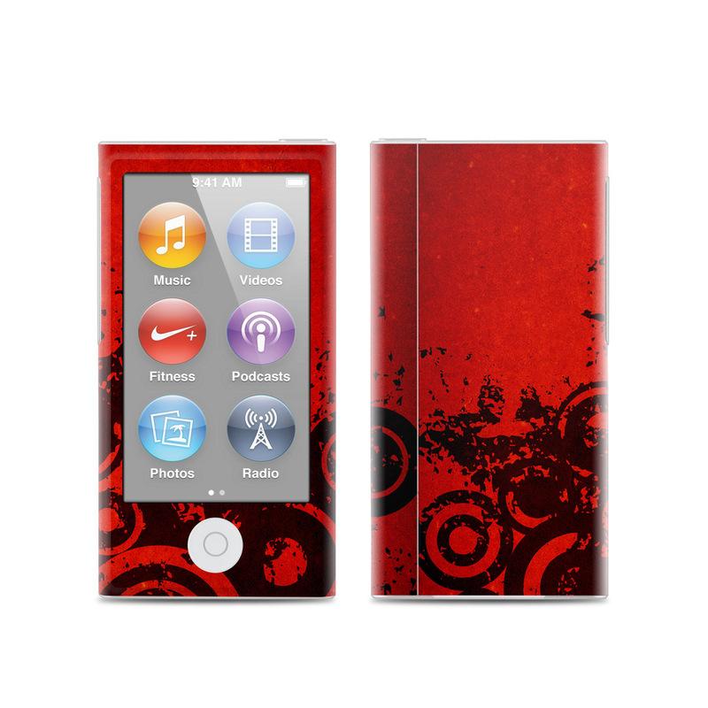 Bullseye iPod nano 7th Gen Skin
