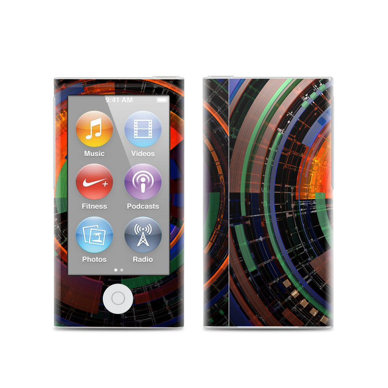 Color Wheel iPod nano 7th Gen Skin