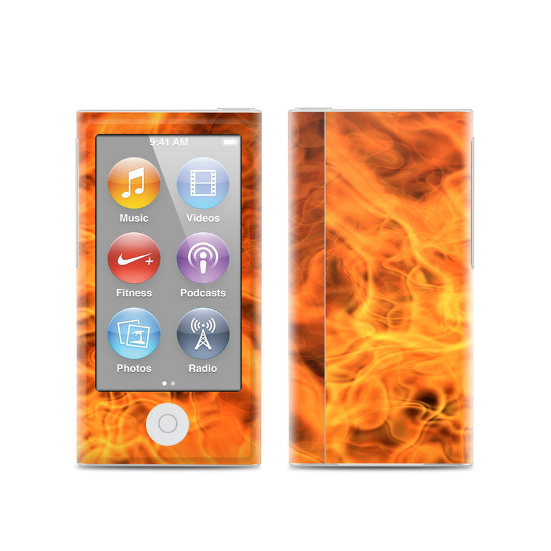 Combustion iPod nano 7th Gen Skin