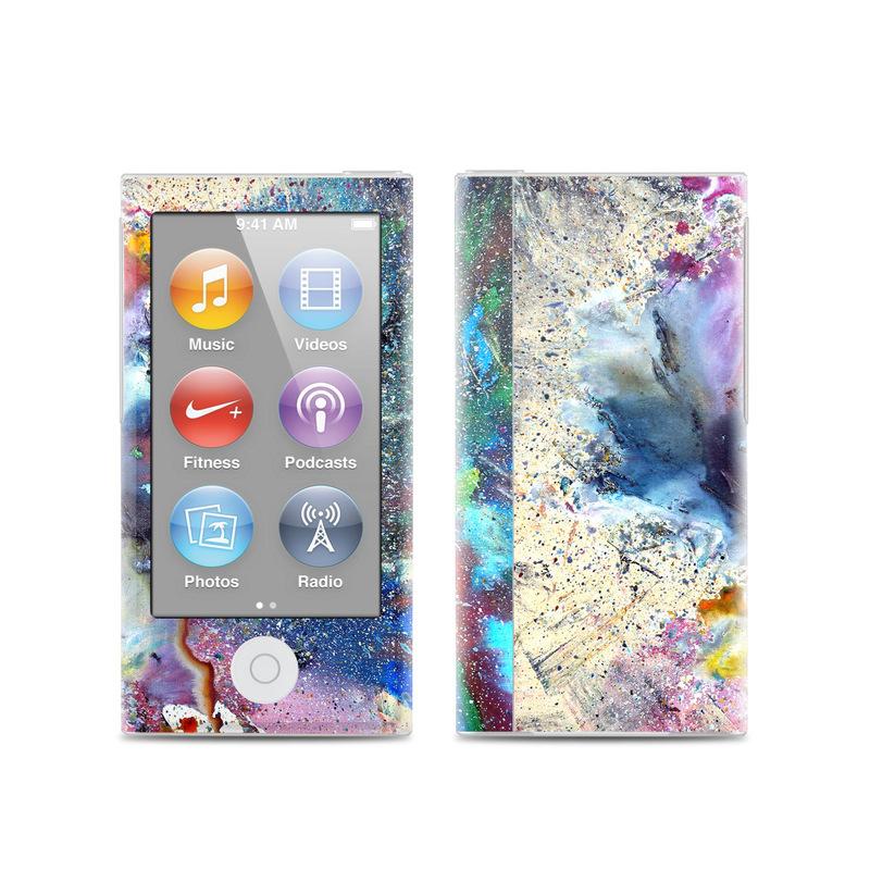 Cosmic Flower iPod nano 7th Gen Skin