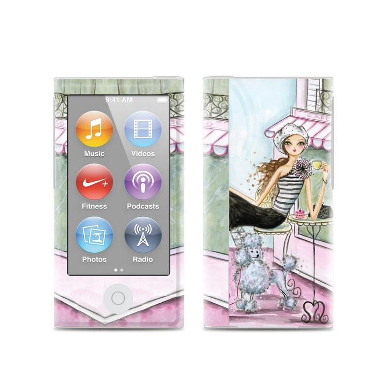 Cafe Paris iPod nano 7th Gen Skin