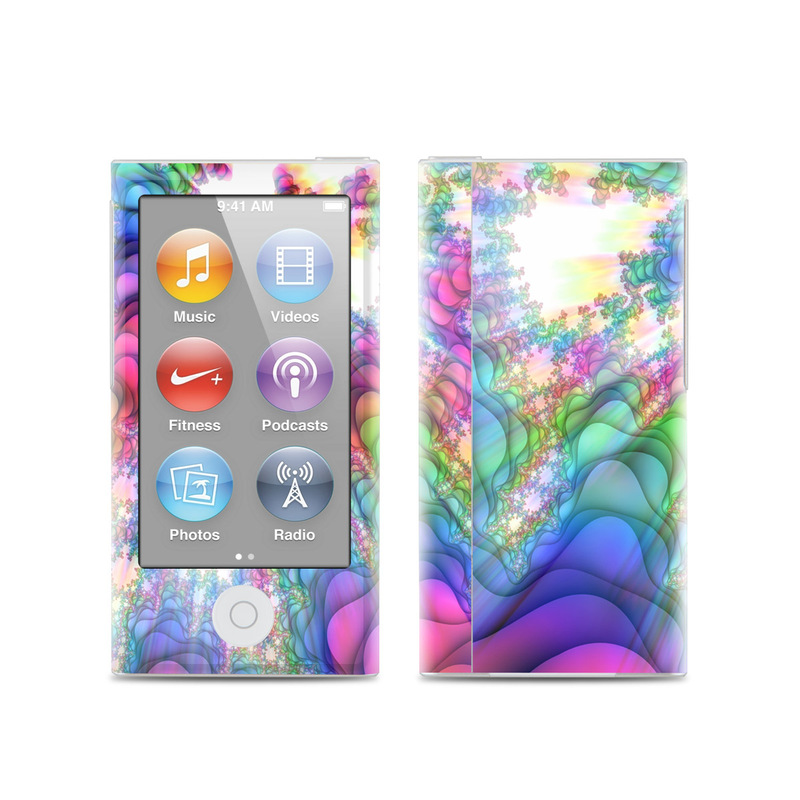 Flashback iPod nano 7th Gen Skin