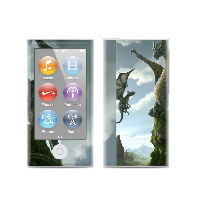 First Lesson iPod nano 7th Gen Skin