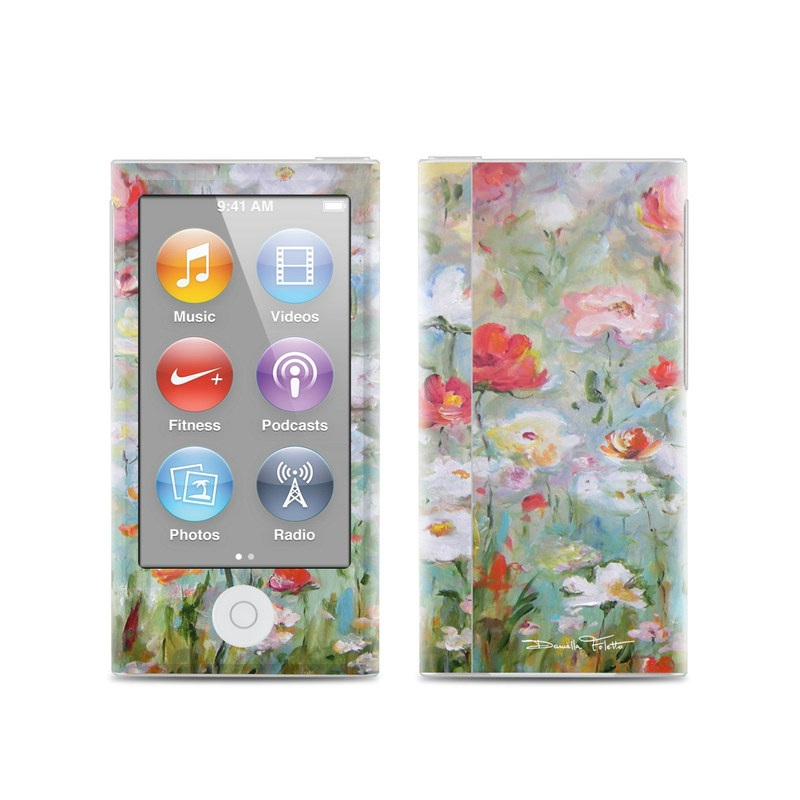 Flower Blooms iPod nano 7th Gen Skin