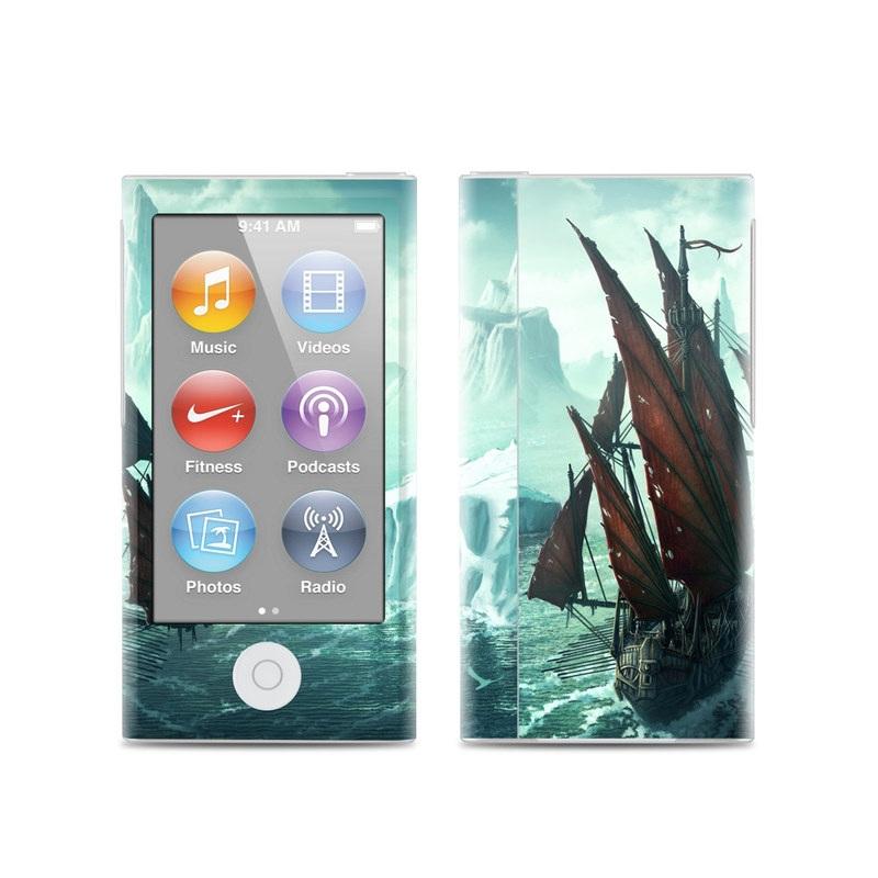 Into the Unknown iPod nano 7th Gen Skin