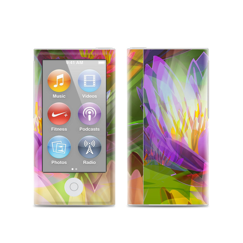 Lily iPod nano 7th Gen Skin