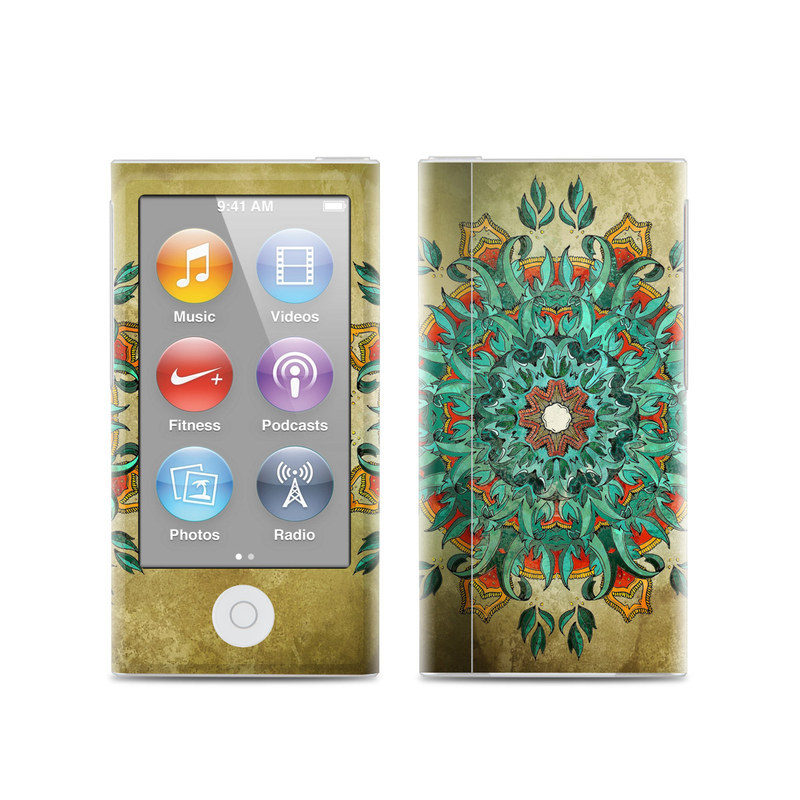 Mandela iPod nano 7th Gen Skin