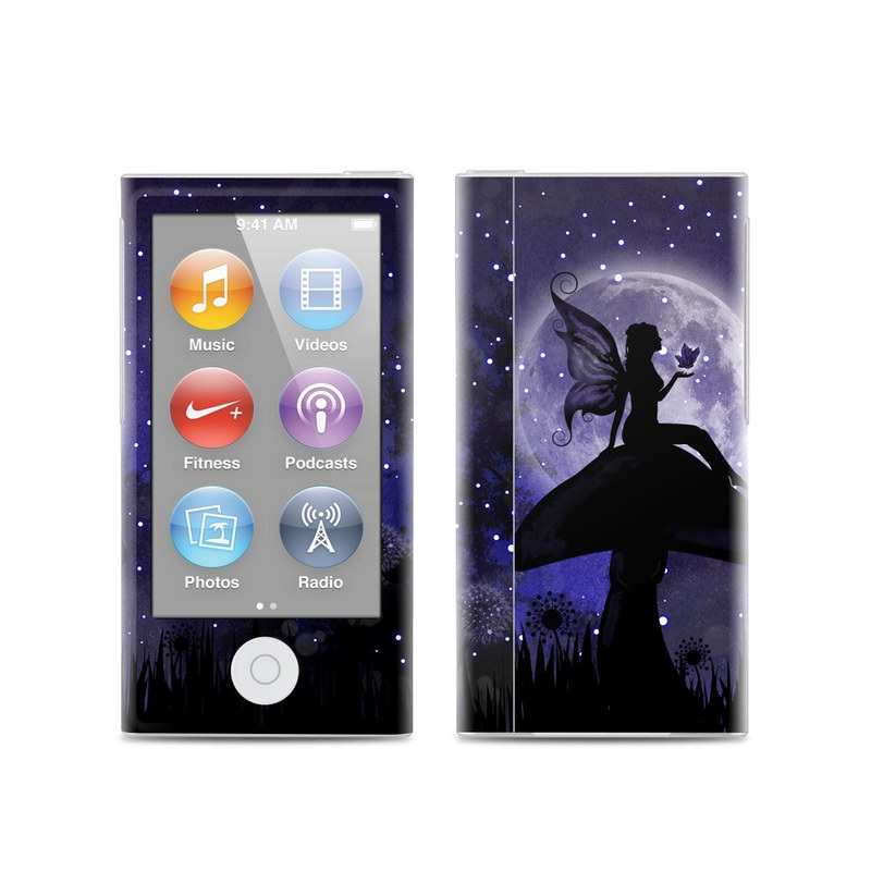 Moonlit Fairy iPod nano 7th Gen Skin